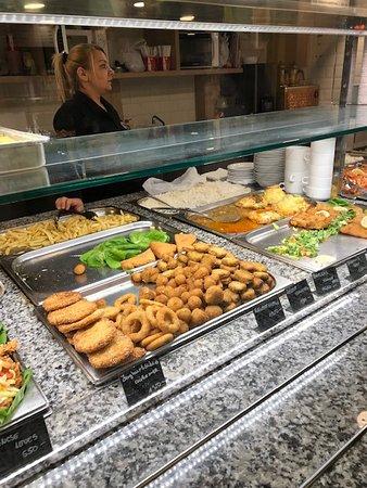 Istanbul Kebab: Choices aplenty
