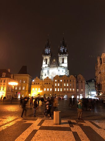 Prague site seeing