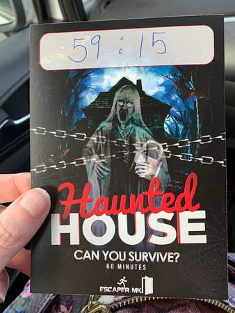 Haunted House Escape Room