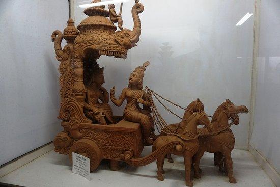 Bishnupur, India: Terracotta