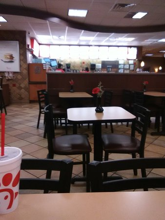 Roanoke Rapids, NC: Chick-fil-A