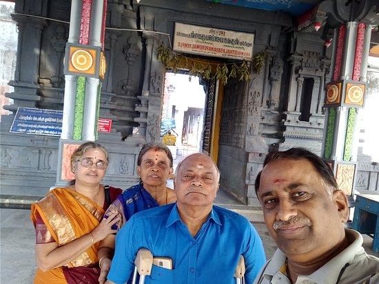 One of the Vishnu Divya Desam Temple
