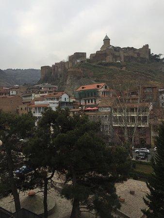 Уютный отель в центре Тбилиси
