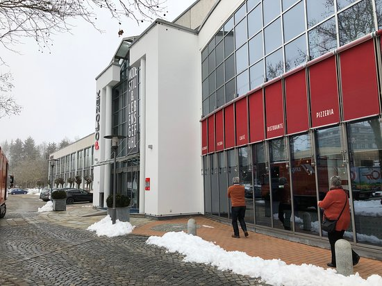 Pfarrkirchen, Německo: Eingang
