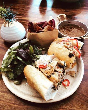 Esther's Kitchen: roasted porchetta sandwich