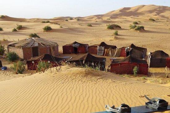 Private Moroccan Desert 3-Day Tour...