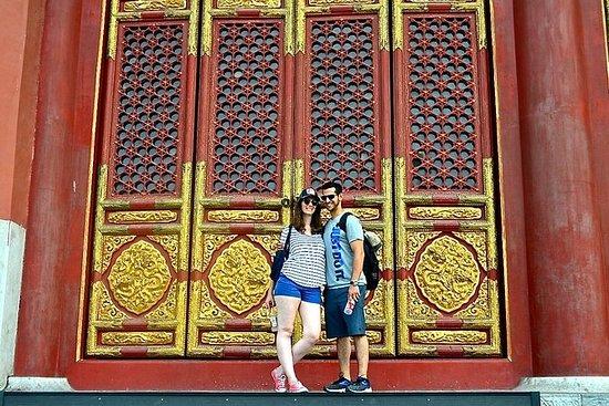 Excursão a pé privada de 4 horas em Pequim Hutong, incluindo o Templo do Lama: 5-Day Beijing Flexible Private Tour with Your Personal Guide