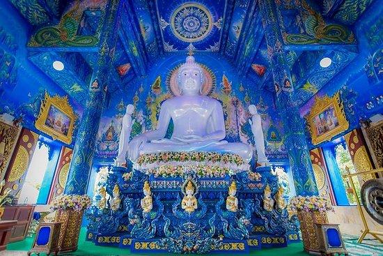 Privat overføring: Blått tempel...