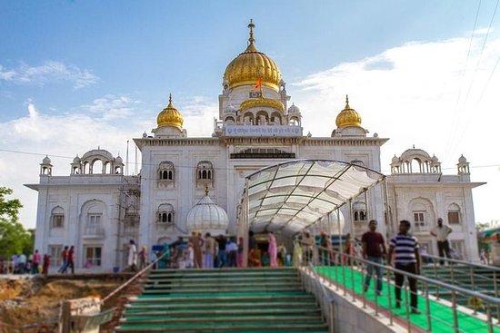 Excursão do templo de Deli