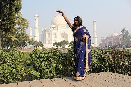 Samme dagstur Agra og Abanery
