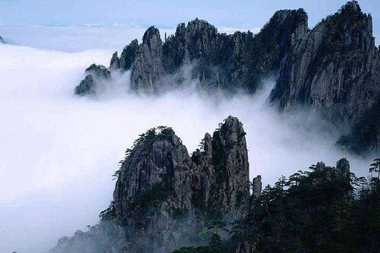 Huangshan Essence Two Day Tour From...