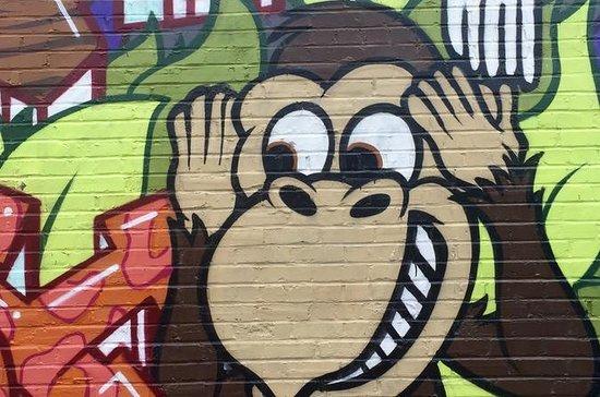 Excursão Savory Street Art em Midtown...