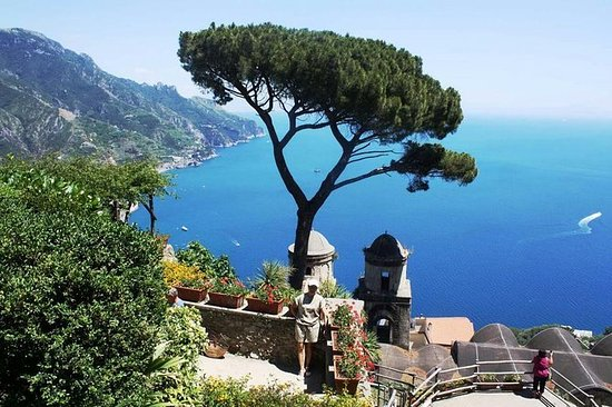 PRIVATE DAY TOUR OF AMALFI COAST from