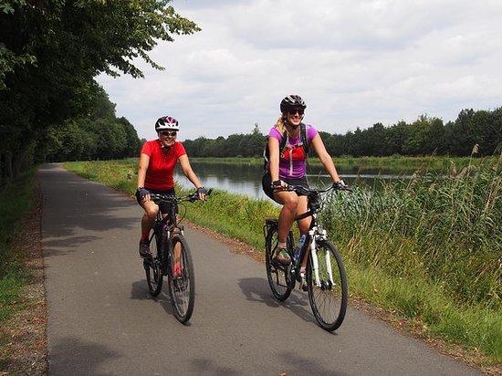 Sykkelturer på Elbe syklus, Prag til...