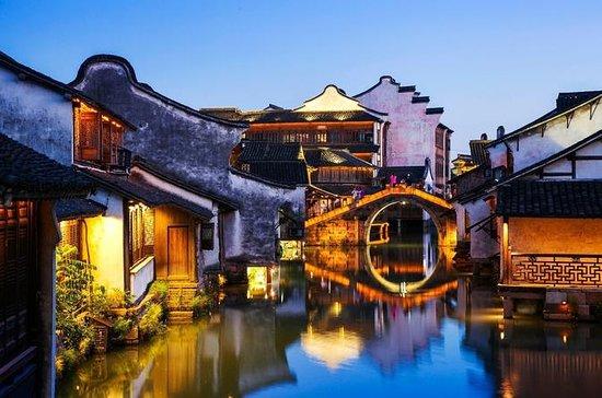 Hangzhou Private Tour to Wuzhen and...