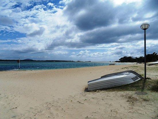 Sunshine Coast, Australien: Cotton Tree Beach on Cotton Tree Esplanade