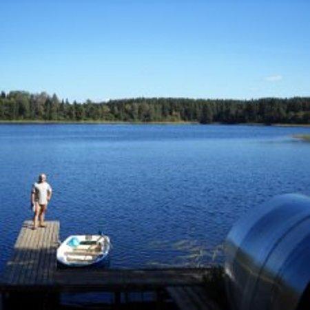 Seliger Lake: Один из святых родников-источников на Селигере