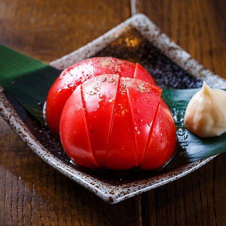 Nikujiru Gyoza No Dandadan  Kappabashi: 冷やしトマト