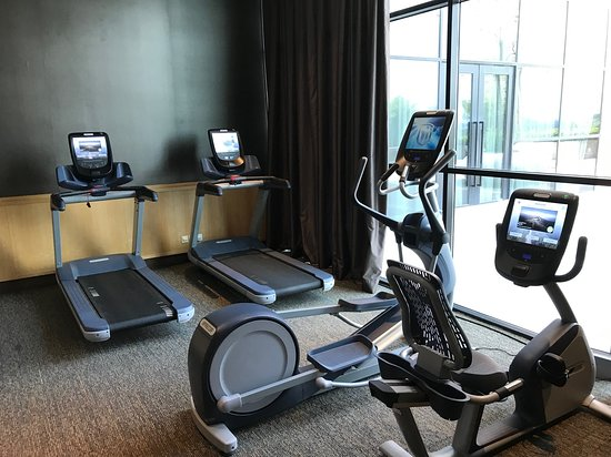 Gym picture of weil hotel ipoh tripadvisor
