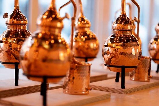 Spirited Union Distillery Experience
