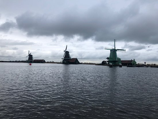 Sailing the Zaan - Private Day Tour