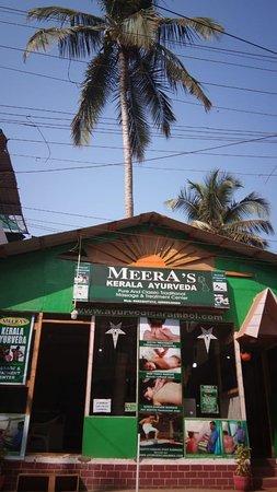 Meera's Kerala Ayurveda Arambol