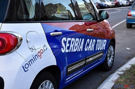 Serbia Car Tour