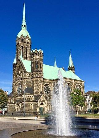 Evangelische Hauptkirche Rheydt