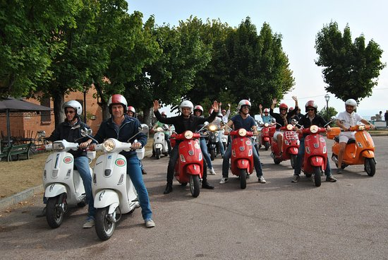 Kalitumba travel - La Bella Italia in Vespa