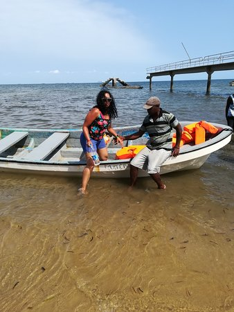 Inhaca Island, Mosambik: only way to the island is by boat from the mainland (Mozambique )