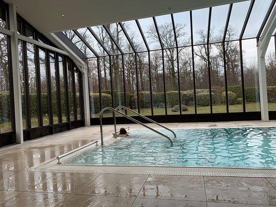 Aquasens Spa Picture Of Chateau De Pizay Saint Jean D Ardieres