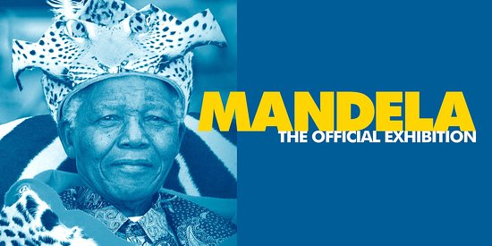 ‪Nelson Mandela: The Official Exhibition‬