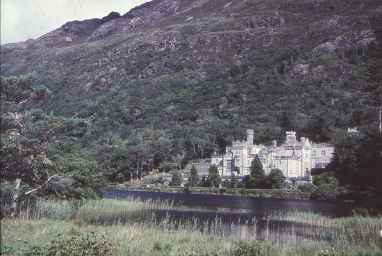 Kylemore Abbey in 1962