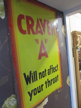 Farranfore, Irlandia: Antique store