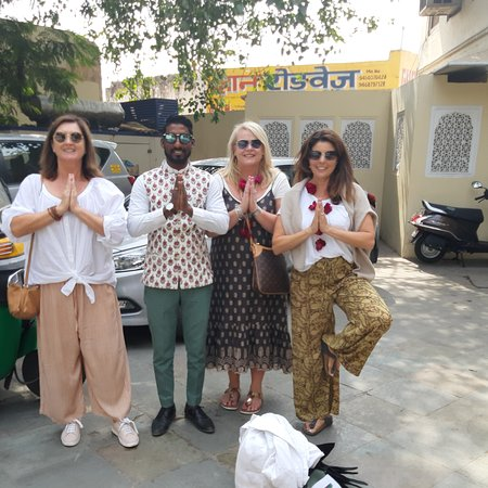 Rajasthan India Tour Driver