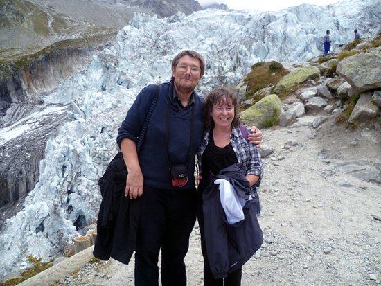 Argentierre glacier French Alps