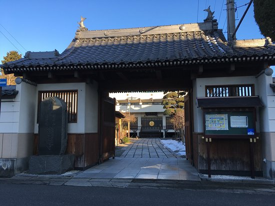 Rinsho-ji Temple