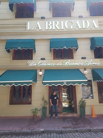 La Brigada Parrilla ภาพถ่าย