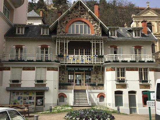 Clermont Auvergne Tourisme - Bureau de Royat Chamalières