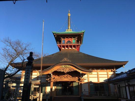Daianraku-ji Temple