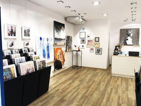 Art Gallery Carre d'artistes Aix-en-Provence