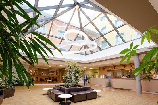 Sala Fumatori Malpensa : Shg grand hotel milano malpensa somma lombardo lombardia