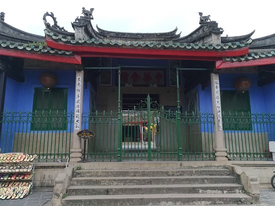 Trung Hoa Assembly hall