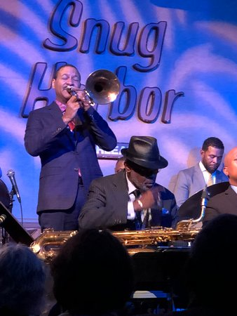 Snug Harbor Jazz Bistro New Orleans