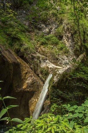 Marktschellenberg, Germany: Mooie watervallen met mooie uitzichten