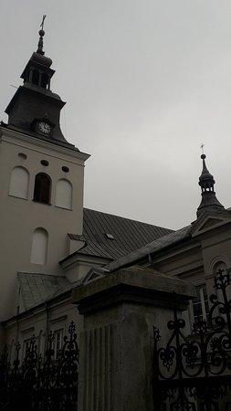 פיוטרקוב טריבונלסקי, פולין: Wizyta w lutym
