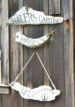 Whalers cabin museum