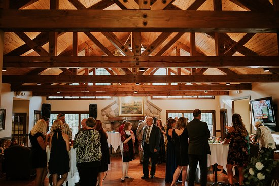 Luther, MI: Our Great Room Lobby can be transformed into your own private party