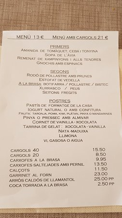 El Parque Cargols Santa Agnes De Malanyanes