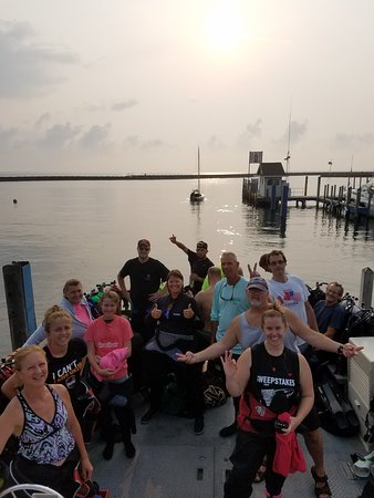 Double Action Dive Charters